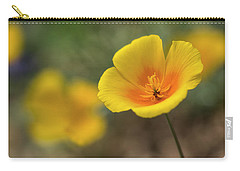 Carry-all Pouch featuring the photograph Spring Is Beckoning  by Saija Lehtonen