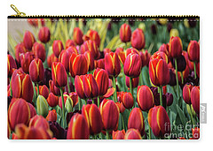 Carry-all Pouch featuring the photograph Spring Is Here by Lisa L Silva