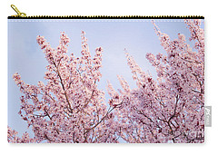Carry-all Pouch featuring the photograph Spring Is In The Air by Ana V Ramirez