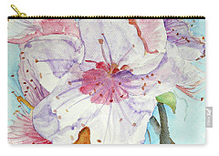 Spring Carry-all Pouch by Jasna Dragun