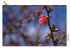 Carry-all Pouch featuring the photograph Spring by Lora Lee Chapman