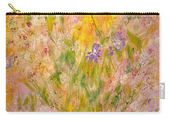 Spring Meadow Carry-all Pouch