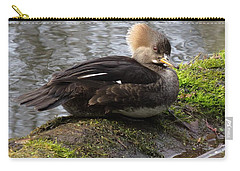 Spring Messenger Carry-all Pouch by I\'ina Van Lawick