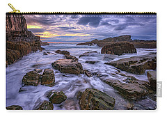 Spring Morn At Bald Head Cliff Carry-all Pouch by Rick Berk