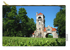 Spring Morning At Testimonial Gateway Carry-all Pouch