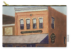 Spring Morning Downtown Carry-all Pouch