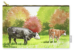 Spring Morning Graze Carry-all Pouch