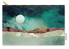 Spring Night Carry-all Pouch by Katherine Smit