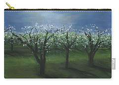 Spring Orchard Carry-all Pouch