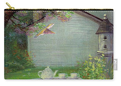Spring Orchard Teatime Carry-all Pouch