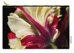 Spring Parrot Tulip Carry-all Pouch