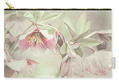 Spring Pastels Carry-all Pouch by Jenny Rainbow