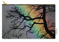 Spring Rainbow Carry-all Pouch