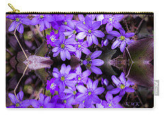 Carry-all Pouch featuring the photograph Spring by Rose-Maries Pictures