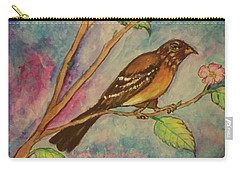 Spring Song Carry-all Pouch