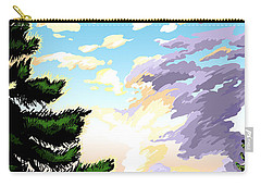 Spring Sunrise 01 Carry-all Pouch