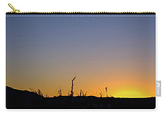 Spring Sunset Fort Mohave Az Carry-all Pouch
