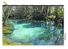 Spring Three Of Three Sisters Springs Carry-all Pouch