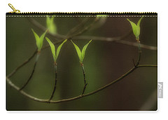 Carry-all Pouch featuring the photograph Spring Time by Mike Eingle