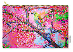 Spring Time Carry-all Pouch by Viktor Lazarev