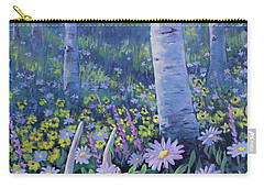 Spring Treasures Carry-all Pouch
