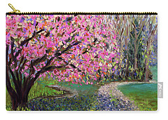 Spring Tree At New Pond Farm Carry-all Pouch