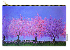 Spring Trees Carry-all Pouch