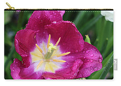 Spring Tulips 47 Carry-all Pouch by Pamela Critchlow