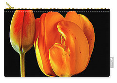 Spring Tulips V Carry-all Pouch