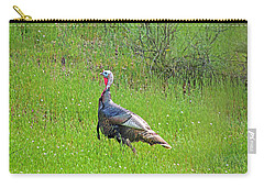 Spring Turkey Gobbler Carry-all Pouch