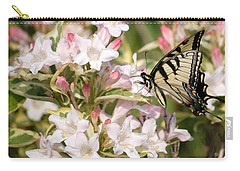 Spring Visit Carry-all Pouch