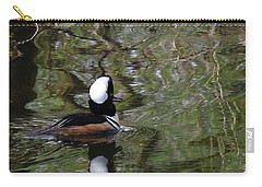 Spring Water Ballet Carry-all Pouch by I'ina Van Lawick