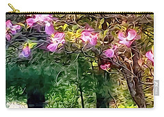 Spring Will Come Carry-all Pouch by Robin Regan
