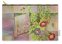 Springing Through Carry-all Pouch by Larry Bishop