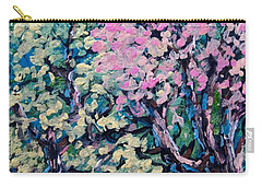 Springtime Colors Carry-all Pouch