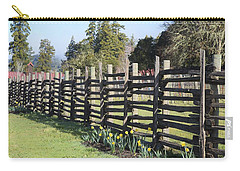 Springtime In Anderson Valley Carry-all Pouch