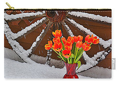 Springtime In Colorado Carry-all Pouch