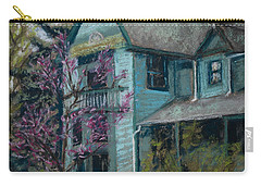 Springtime In Old Town Carry-all Pouch
