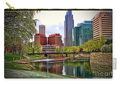 Springtime In Omaha Carry-all Pouch