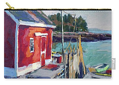 Spruce Head Island, Maine Carry-all Pouch
