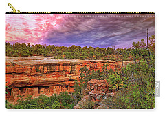 Spruce Tree House At Mesa Verde National Park - Colorado Carry-all Pouch