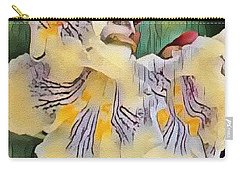 Spun Gold Carry-all Pouch by Kathie Chicoine