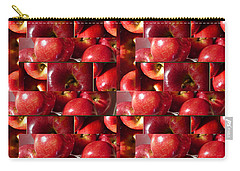 Square Apples Carry-all Pouch