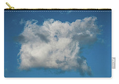 Square Cloud Delray Beach Florida Carry-all Pouch