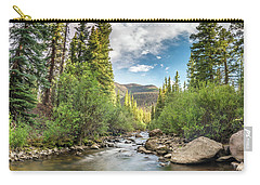 Squaw Creek, Colorado Carry-all Pouch