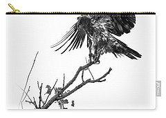 Squaw Creek Red-tail Carry-all Pouch