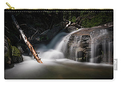Carry-all Pouch featuring the photograph Squaw Creek by Sean Foster