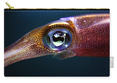 Squid Eye Carry-all Pouch