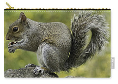 Squirrel, On The Hop Carry-all Pouch