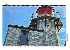 Squirrel Point Lighthouse Carry-all Pouch